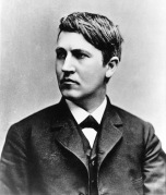 Thomas Alva Edison Penemu Lampu