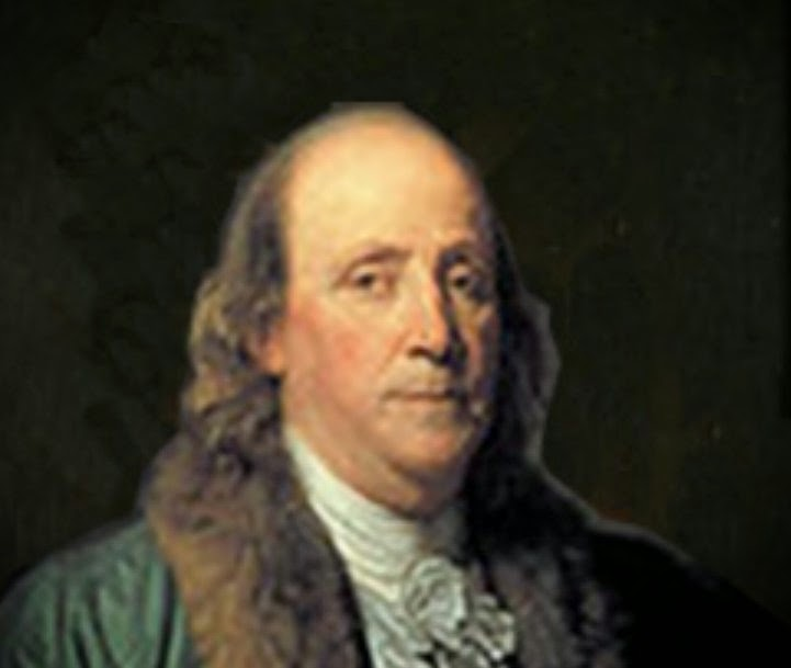 Penemu Lensa Kacamata, Benjamin Franklin