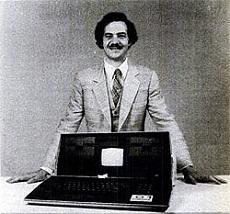 Adam Osborne dan Laptop Buatannya