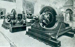 Generator Listrik Buatan Tesla