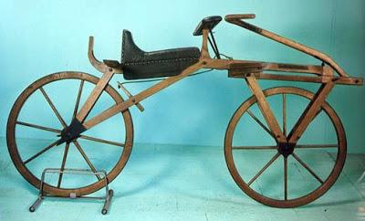 Penemu Sepeda - Karl Drais