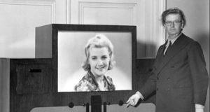 John Logie Baird, Penemu Televisi
