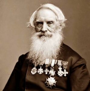 Penemu Telegraf - Samuel F.B Morse
