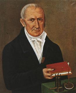 Penemu Baterai - Alessandro Volta