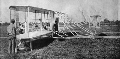 Wilbur Bersaudara, Pesawat terbang, penemu