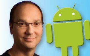 Penemu Android - Andy Rubin