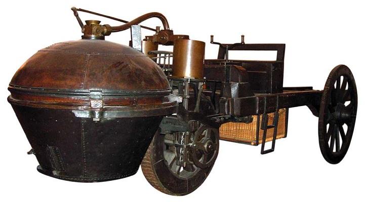 Penemu Mobil - Karl Benz