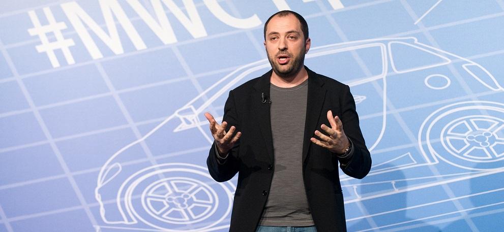 Penemu Aplikasi WhatsApp - Jan Koum