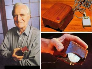 Penemu Mouse Komputer Douglas Engelbart