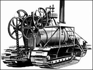 Penemu Tank - Sir Ernest Swinton