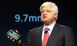 Penemu Handphone Blackberry - Mike Lazaridis