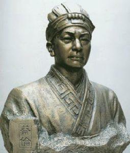 Penemu Kertas Cai Lun (Tsai Lun)