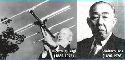 Mengenal Penemu Antena - Hidetsugu Yagi