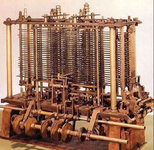 Charles Babbage, Sejarah Dari Penemu Komputer Pertama
