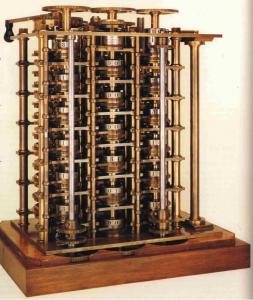 Model Komputer Pertama
