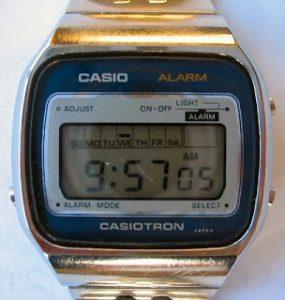 Penemu Jam Tangan Digital - Hamilton Watch Company