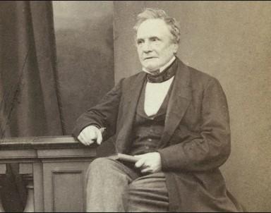 Charles Babbage Penemu Komputer Pertama